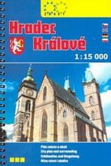 Hradec Králové - 1:15 000