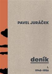 Pavel Juráček: Deník I. 1948 - 1956