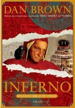 Dan Brown: Inferno ilustrovaná vydání