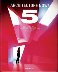 Philip Jodidio: Architecture Now! 5 - česky, anglicky, polsky