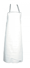 Ansell PVC-45W, 45G protichemická zástěra PVC bílá UNI