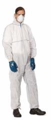 Cerva Chemsafe MS1 ochranná kombinéza s kapucí, chemická/jednorázová XXL