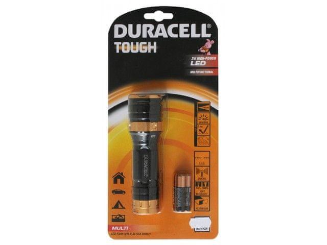 Duracell LED baterka DURACELL Tough MLT-1