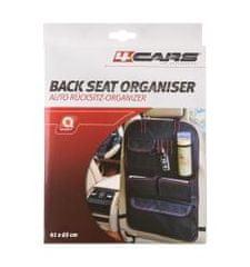 4Cars 4CARS Závesný organizér zadného sedadla 41x65 cm