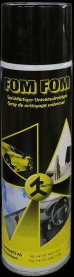 Amstutz Pena na čistenie skiel amstutz fom fom spray 500 ml (EG112579400)