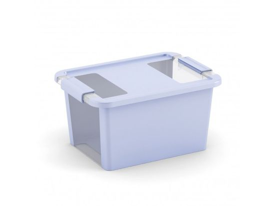 Kis Úložný Bi Box S - fialový 11 litrů fialová/průhledná