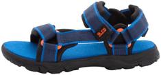Jack Wolfskin fantovski sandali Seven Seas 3 K, 27, modri