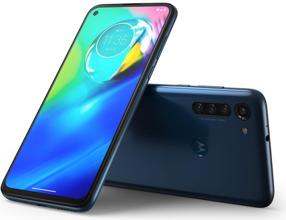 Motorola G8 Power, 4GB/64GB, Capri Blue