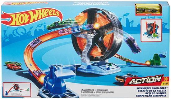 Hot Wheels igra Kdo s kom