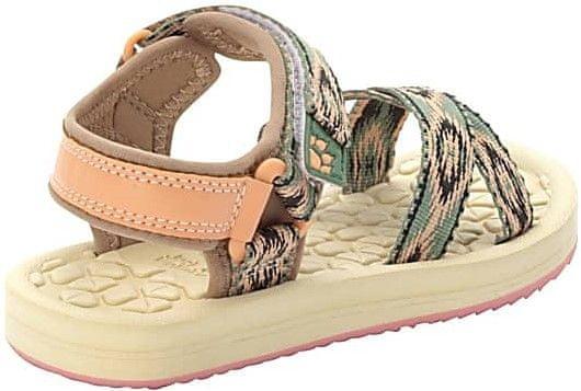 Jack Wolfskin dekliški sandali Zulu K