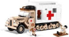Cobi model 2518 Small Army II WW Ford V3000S Maultier Ambulance