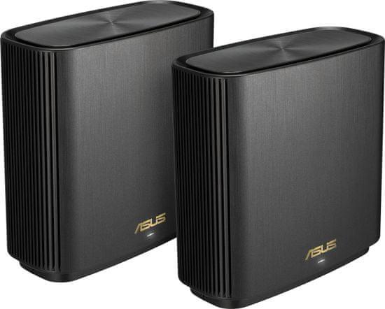 Asus ZenWiFi XT8 Tri-Band WiFi AX6600 Mesh 2x (ASW-ZENWIFIXT8BL-2PK)