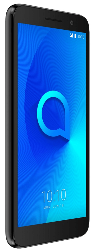 Alcatel 1 2019, 1GB/16GB, Metallic Black (5033F) - zánovní