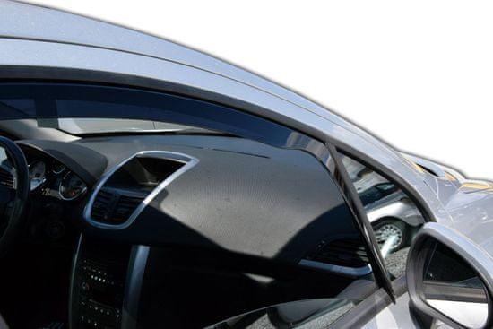 Team Heko Okenné deflektory Peugeot 207 5D SW/KOMBI 2007-2012 4 ks predne+zadne