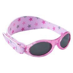 Dooky BabyBanz sluneční brýle Pink Star