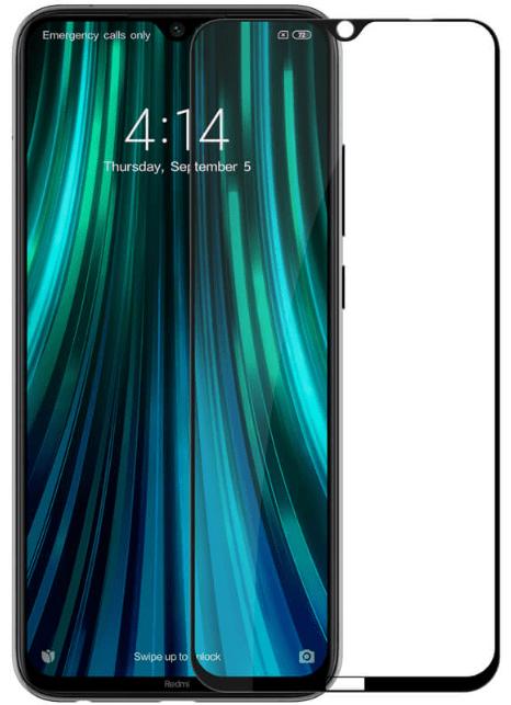 Nillkin Tvrzené Sklo 2.5D CP+ Black pro Xiaomi Redmi Note 8T (2449749)