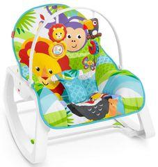Fisher-Price Fotelik niemowlęcy Zwierzęta z dżungli