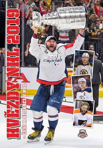 Aleš Sirný: Hvězdy NHL 2019 - + Češi a Slováci v NHL