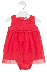 Losan dívčí šaty 80 růžová