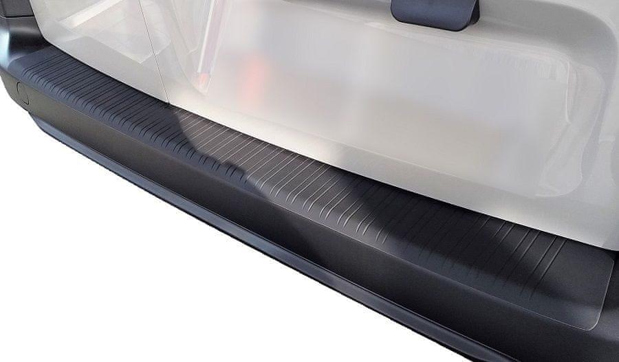 Rider Ochranná lišta hrany kufru Peugeot Rifter 2018-