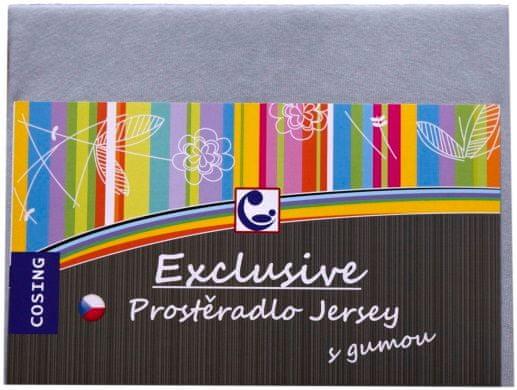 COSING posteljnina Jersey, 120x60 cm