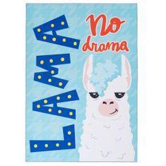 Jutex Detský koberec Torino Kids Drama lama 1.20 x 0.80