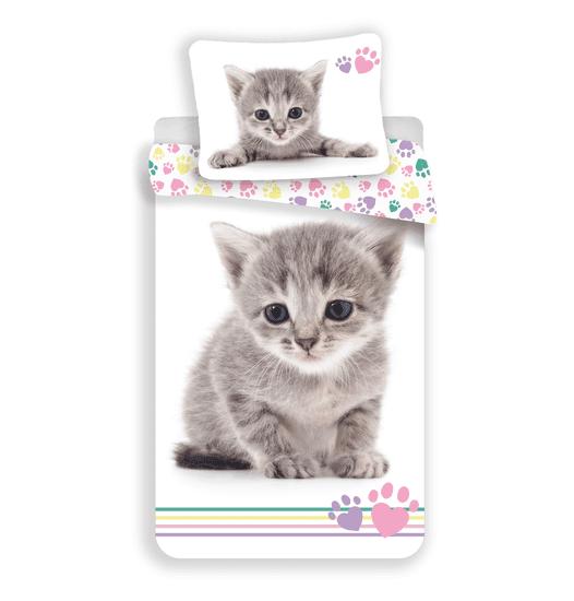 Jerry Fabrics Mačka otroška posteljnina