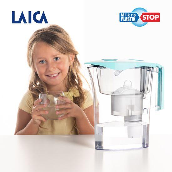 Laica MikroPLASTIK-STOP filtrační konvice