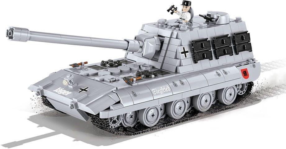 Cobi 3036 World of Tanks Jagdpanzer E 100