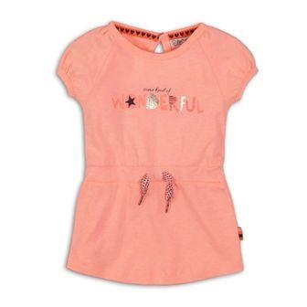 Dirkje dekliška obleka NEON
