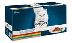 karma mokra dla kota Perle multipack Mini fileciki w sosie 60 x 85 g