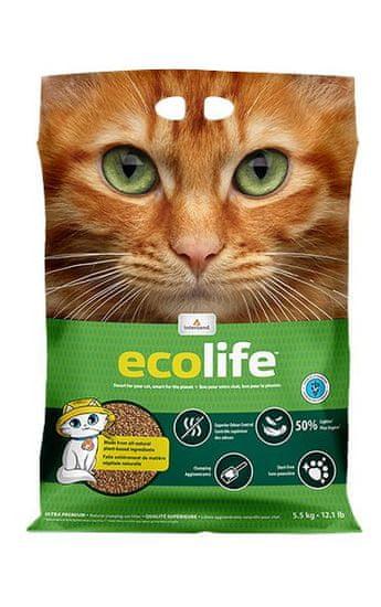 Intersand podstielka Ecolife 5,5 kg
