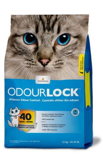 Intersand podstielka Odour Lock 12 kg