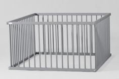 Puppolina Ohrádka 150x150, sivá