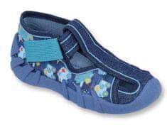 Befado 190P090 cipele za dječake, plave, 21