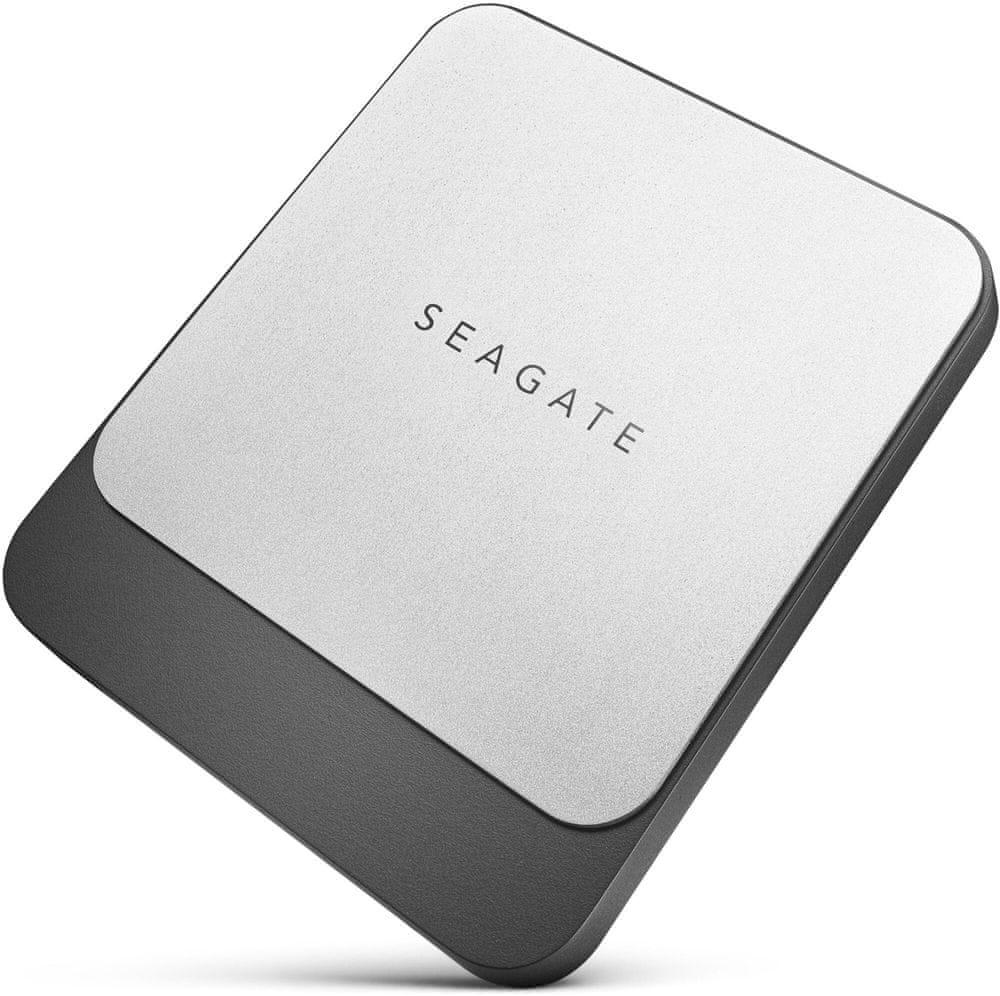 Seagate BarraCuda Fast SSD 2TB, stříbrná (STCM2000400)