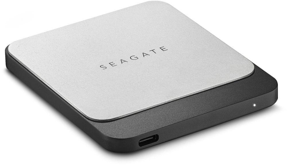 Seagate BarraCuda Fast SSD 1TB, stříbrná (STCM1000400)