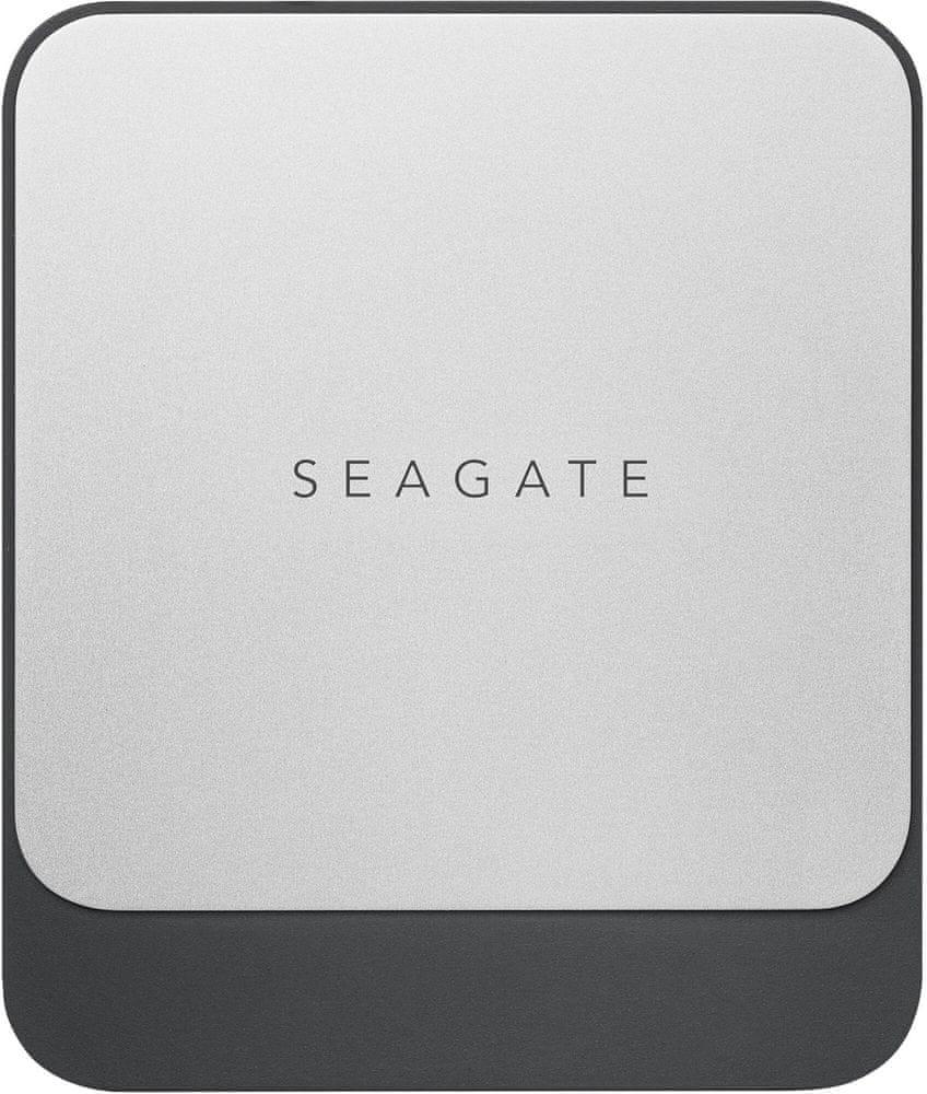 Seagate BarraCuda Fast SSD 500GB, stříbrná (STCM500401)