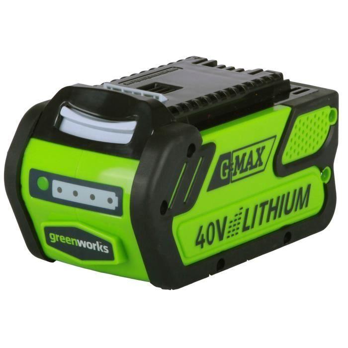 Greenworks Tool lithium iontová baterie 4 Ah