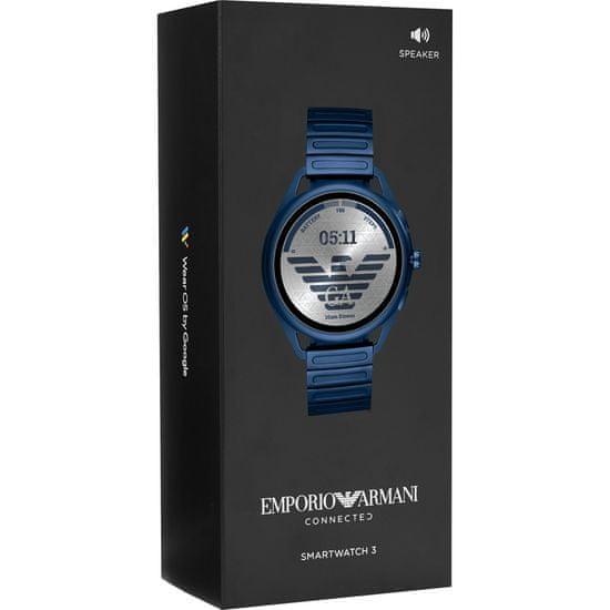 Emporio Armani Gen5 Matteo, 45mm, Stainless Steel Blue (ART5028)