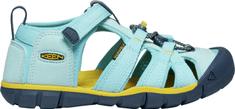 KEEN juniorské sandály Seacamp II CNX Jr. 1022995 37 světle modrá