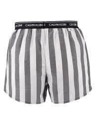Calvin Klein Zestaw szortów męskich CK One Slim Fit Boxer 3Pk NB3000A-LES Level Stripe / Black / Field Plaid