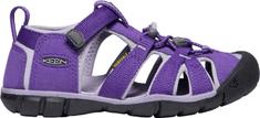 KEEN 1022986 Seacamp II CNX Jr. otroški sandali, 37 violet