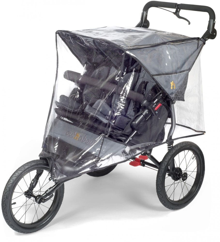 Outnabout NIPPER sport double grey