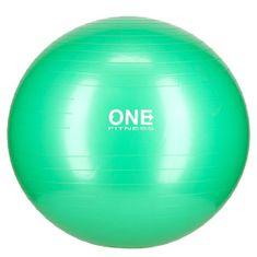 ONE Fitness gymnastická lopta GB10, 65 cm, zelena