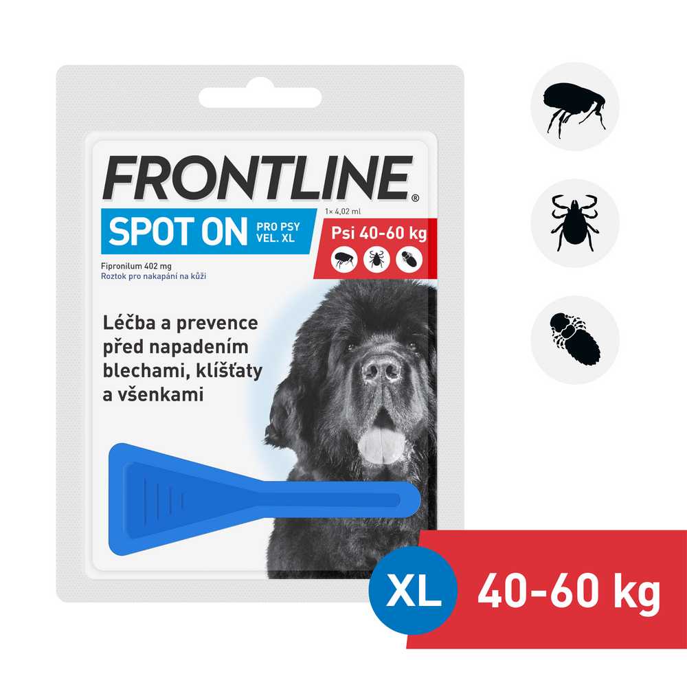 Frontline spot on Dog XL 1 x 4,02ml