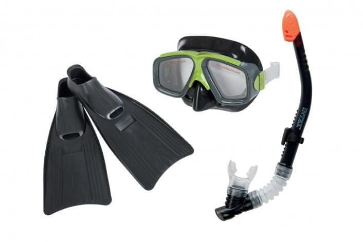 Intex Potápěčský set surf rider Intex 55959 černý