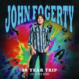 Fogerty John: 50 Year Trip: Live At Red Rocks - CD