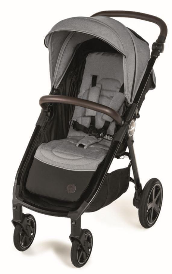 Baby Design Look Air 07 Gray 2020
