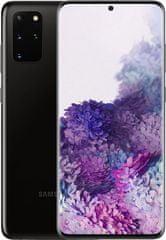 Samsung Galaxy S20+ pametni telefon, 128GB/8GB, Cosmic Black